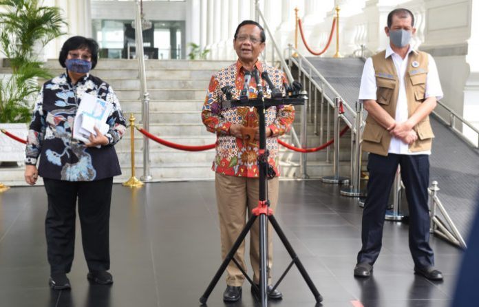 Hadapi Karhutla, Pemerintah Siapkan Mitigasi hingga Tindak Lanjut Penyelesaian