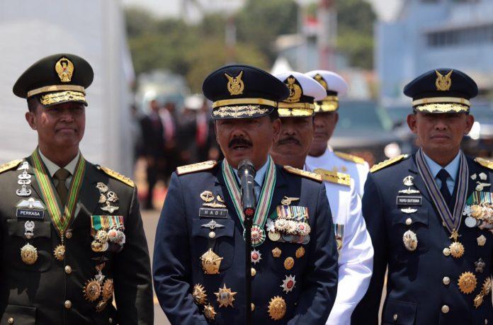 Panglima TNI: NU Sangat Membantu Upaya Pemerintah Tangani Pandemi Covid-19