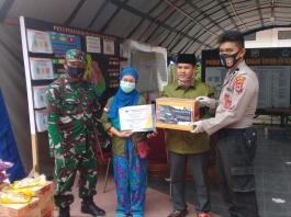 Pejuang Islam Nusantara Sulawesi Selatan, Salurkan Bantuan Banjir Bandang di Kabupaten Bantaeng