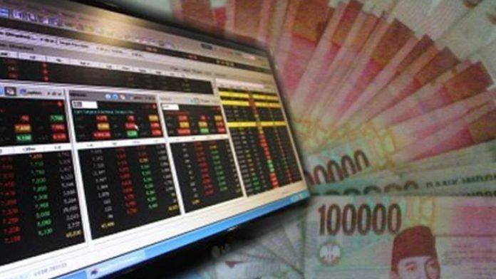 Perdagangan Di Akhir Pekan, IHSG dan Rupiah Volatile