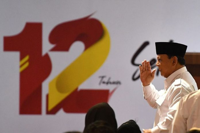 Capres 2024, Survei: Prabowo Tertinggi, Ganjar dan Ridwan Kamil Muncul