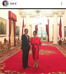 Presiden Jokowi Ulang Tahun, Puan Maharani, Prabowo Hingga Inul Daratista Ucapkan Selamat