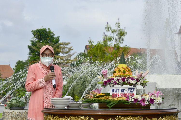 Tri Rismaharini Pamit kepada Warga Surabaya, Ini Pesan Beliau