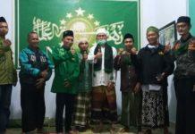 Rois Syuriah PCNU Tegal KH Chambali Ustman Merestui dan Bersedia Menjadi Pembina PIN Tegal