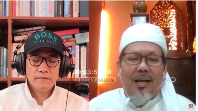 Tengku Zul: Kalau Jokowi Wafat Kyai Maruf Jadi Presiden, Baru Saya Bantu