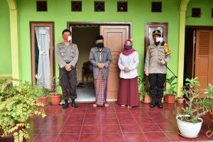 Kapolres Banjar, Jalin Silaturahmi dengan Tokoh Agama
