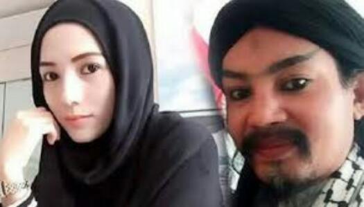 Limbad dan Benazir Endang Resmi Bercerai