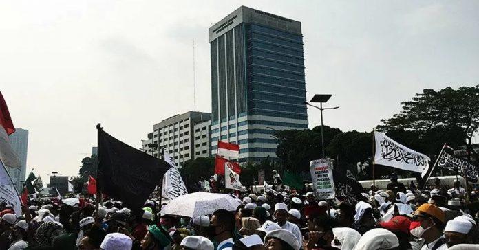 Tolak RUU HIP, Dua Wakil Ketua DPR Temui Perwakilan Massa Demo