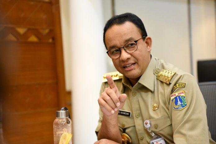 Anies: 10 Hari Transisi Tak Ada Tanda Jakarta akan Kembali Ketatkan PSBB