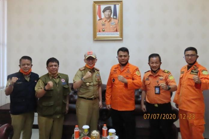 Hadapi Bencana di Jawa Barat, Sinergitas Antara Basarnas dan BPBD