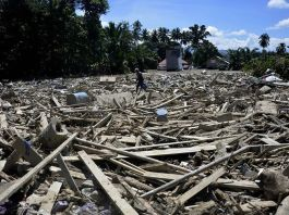 Jokowi Kirim Bantuan untuk Korban Banjir di Luwu Utara