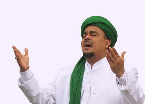 FPI Dkk Akan Polisikan Upaya Pembakaran Poster Habib Rizieq