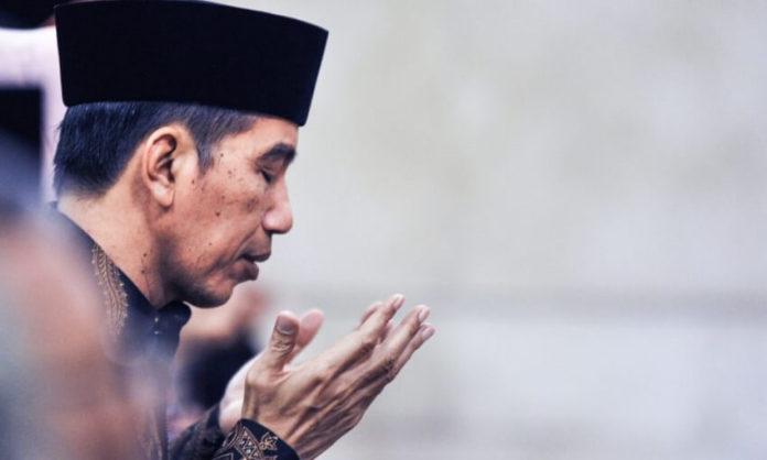 Presiden Joko Widodo Bakal Salat Idul Adha di Istana Bogor