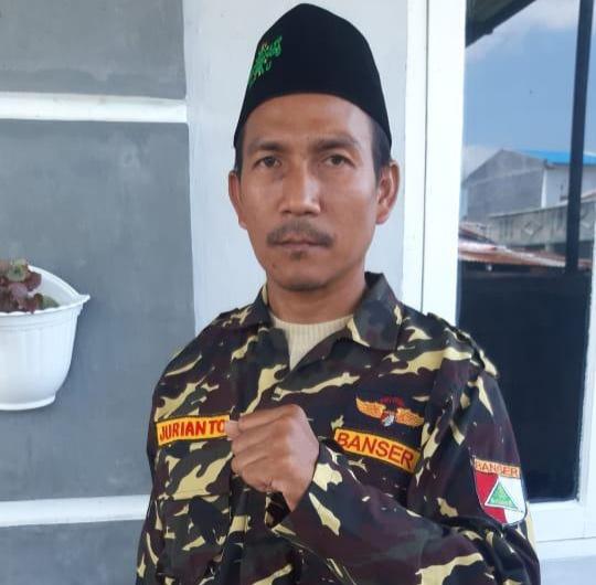 Ketua PAC GP Ansor Batang Kuis, Diduga Dipiting oleh Kepala Desa