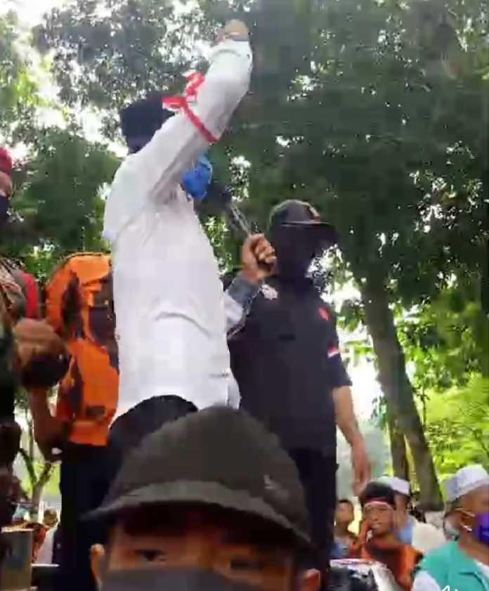 MUI Langkat, Komandoi Aksi Damai Ormas Islam dan Masyarakat