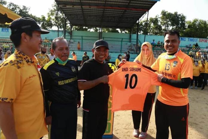 PS RSUD Rantauprapat Resmi Menjadi Tim Persatuan Sepakbola di labuhanbatu