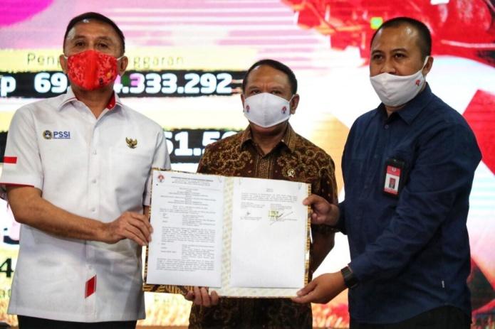 Pemerintah Sanggupi Dana Rp 50,6 Miliar untuk Timnas Indonesia U-19