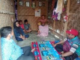 Penjual Kerupuk Keliling di Langkat, Komunitas SABILA Buka Open Donasi