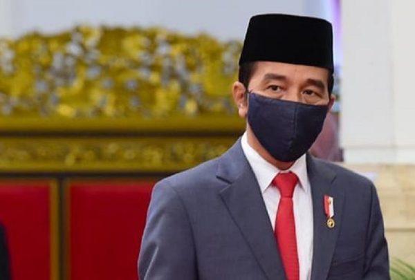 Istana Rilis Hasil Tes Swab Presiden Joko Widodo