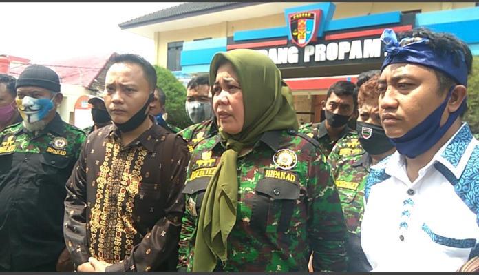 Ketua HIPAKAD Langkat, Laporkan Oknum Polisi ke Propam Polda Sumut