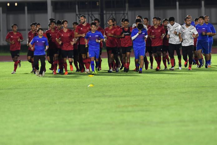 Timnas Indonesia Batal Latihan