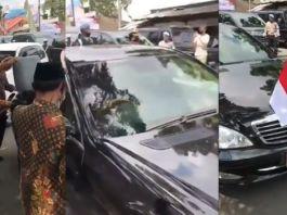 Cerita Dibalik Mobil Wapres yang Isi Bensin Pakai Jeriken di Pinggir Jalan