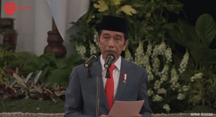 HUT Bhayangkara ke-74, Jokowi: Keselamatan Rakyat Hak Tertinggi