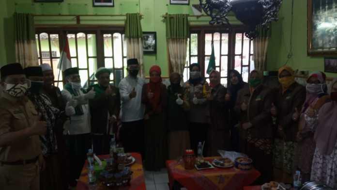 Kapolres Banjar, Kunjungi Ponpes Miftahul Huda