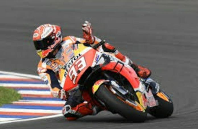 Gagal Finis di Spanyol, Start Terburuk Marquez di MotoGP
