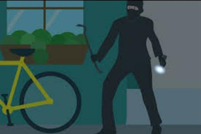Emak-emak Pencuri Sepeda di Tangkap Polisi