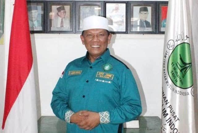 Tapak Ir. H. Joko Widodo dan Tuan Syèkh Ibrahim Sitompul