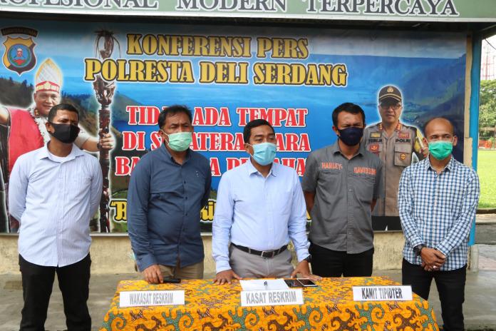 Sat Reskrim Polresta Deli Serdang, Tegaskan Tetap Lakukan Penyidikan Tindak Pidana Pengerusakan Hutan dan Penambangan Ilegal