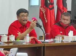 Djarot Saiful Hidayat, Pastikan Berikan Sanksi Tegas kepada Kiki Handoko Sembiring dari Partai