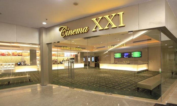 Bos Cinema XXI Minta Maaf ke Publik