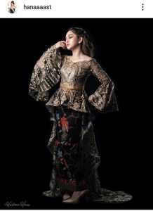 Artis Luna Maya, Hana Hanafiah, Nikita Mirzani Hingga Raffi Ahmad Beri Ucapan Selamat Dirgahayu Indonesia