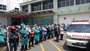Dokter Meninggal Dunia di Medan, PDUI Sumut: Ketersediaan APD Masih Kurang