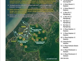 Hari Konservasi Alam Nasional, Kompass Singkawang Angkat Permasalahan Anomali Banjir