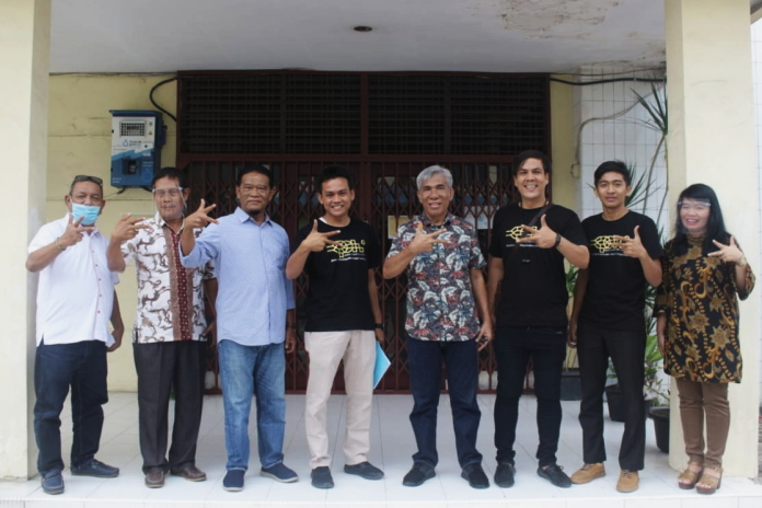 KPOTI Sumatera Utara, Bersinergi dengan KONI Menuju PON 2024
