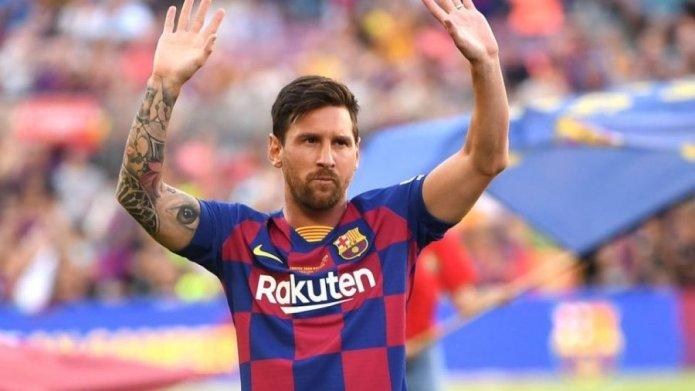 Messi Meminta Keluar Dari Barcelona