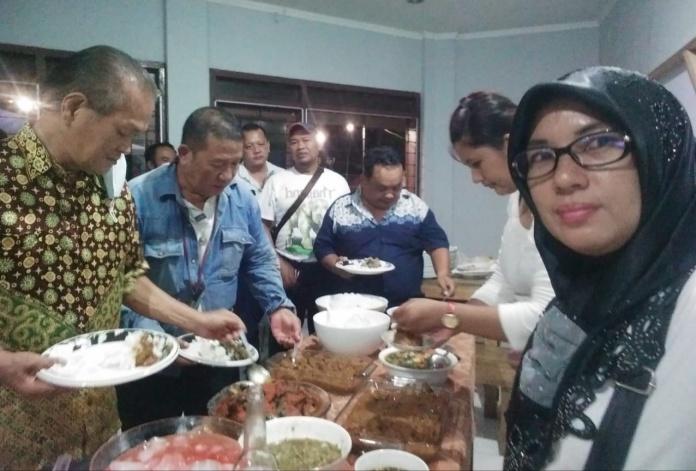 Relawan BONUS dan Warga Merayakan Hari Raya Idul Adha 1441 H