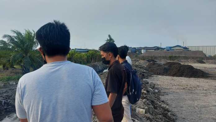 Warga Sekitar Tembok PT MNA Tak Terjamah Bantuan