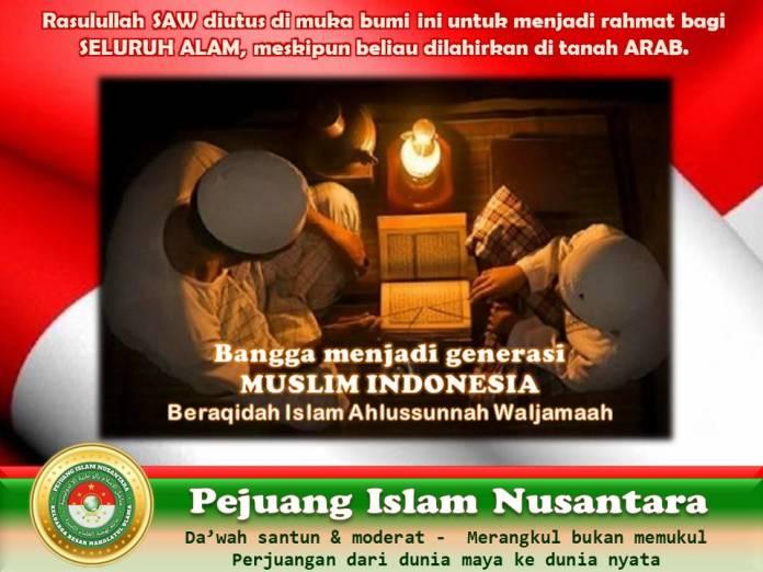 Pejuang Islam Nusantara, Kelebihan Arab dan Indonesia dalam Konteks Agama