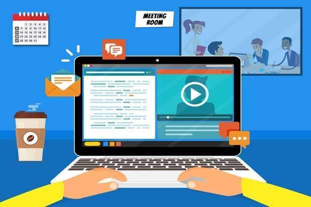 Pembelajaran Daring Di Tengah Masa Pandemi Covid 19 Portal Berita Pendidikan Medan Sumatera Utara