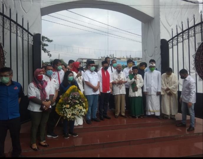 KITA Sumatera Utara, Tolak Pihak yang Ingin Mencerai-Beraikan Bangsa