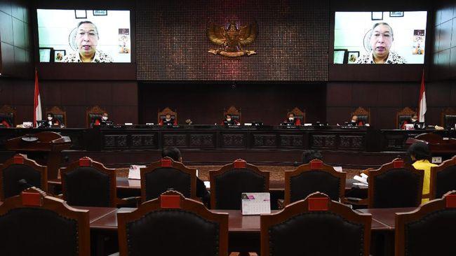 Koalisi Sipil Tolak Revisi UU MK