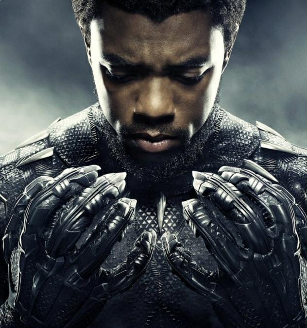 Aktor Chadwick Boseman Pemeran Black Panther Meninggal Dunia