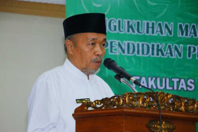 Menteri Agama, Tunjuk Prof Syafaruddin sebagai Plt Rektor UIN-SU