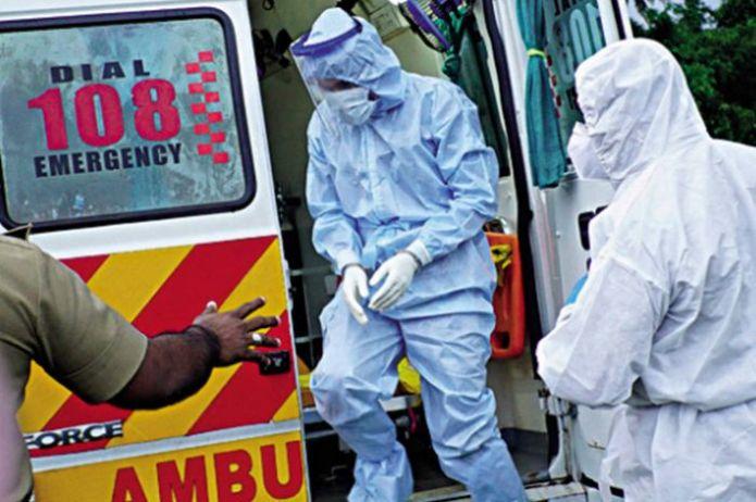 Pasien Covid Diperkosa di Dalam Ambulance