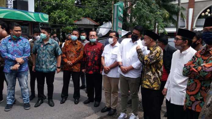 Bobby Nasution – Aulia Rahman Jangan Rendah Hati Jika Disebut Ajo Sukaramai