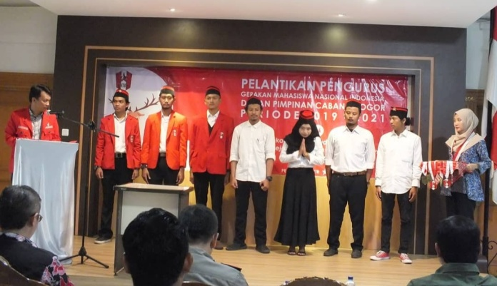 DPC GMNI Bogor, Berkolaborasi dengan DPP GMNI Adakan Studi Kader Bangsa Nasional